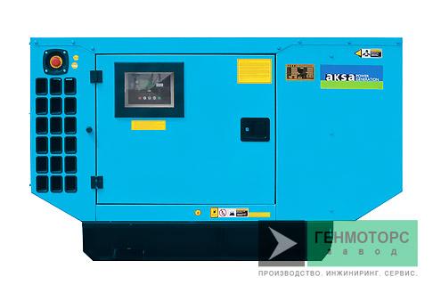 Газопоршневая электростанция (ГПУ) AKSA APG 40