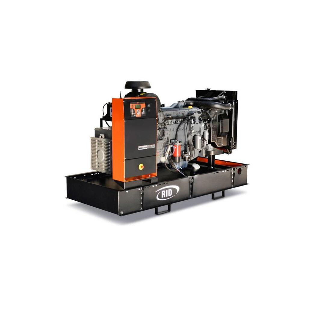 Дизельный генератор (электростанция) RID 150 S-SERIES
