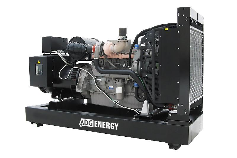 Дизельный генератор (электростанция) ADG-ENERGY AD-715PE
