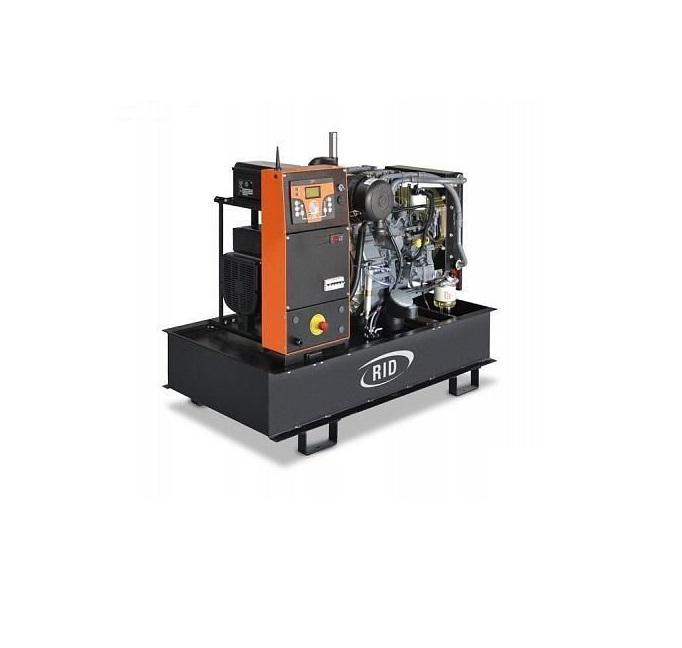 Дизельный генератор (электростанция) RID 20/1 E-SERIES