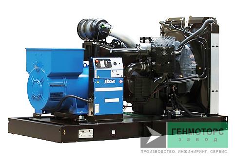 Дизельный генератор (электростанция) SDMO V700C2