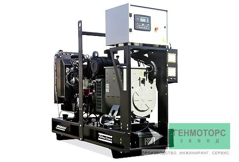 Дизельный генератор (электростанция) Gesan DPA 110E