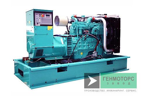 Дизельный генератор (электростанция) Cummins C150D5 Б/У
