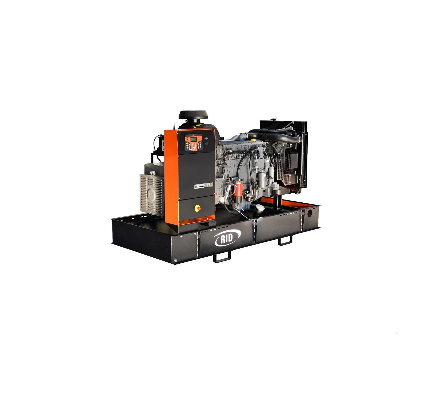 Дизельный генератор (электростанция) RID 130 S-SERIES