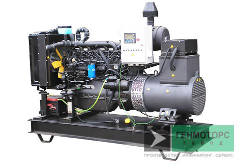 Дизельный генератор (электростанция) ММЗ АД-100