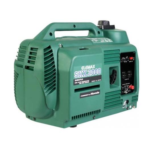 Бензиновый генератор (Бензогенератор) ELEMAX SHX2000-R