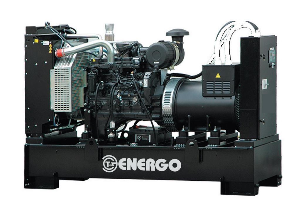 Дизельный генератор (электростанция) Energo EDF 200/400 IV