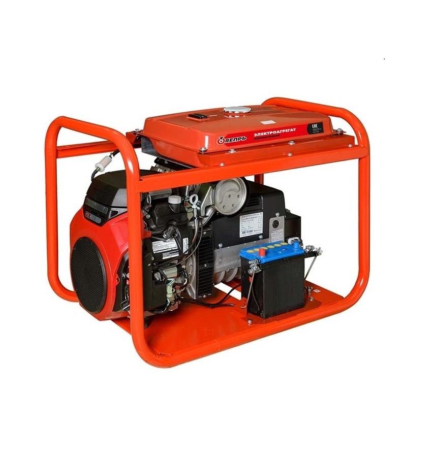 Бензиновый генератор (Бензогенератор) Вепрь АБП 10-Т400/230 ВХ-БСГ