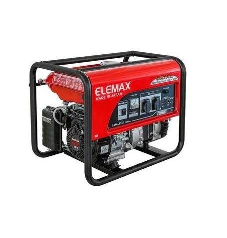 Бензиновый генератор (Бензогенератор) ELEMAX SH3200EX-R