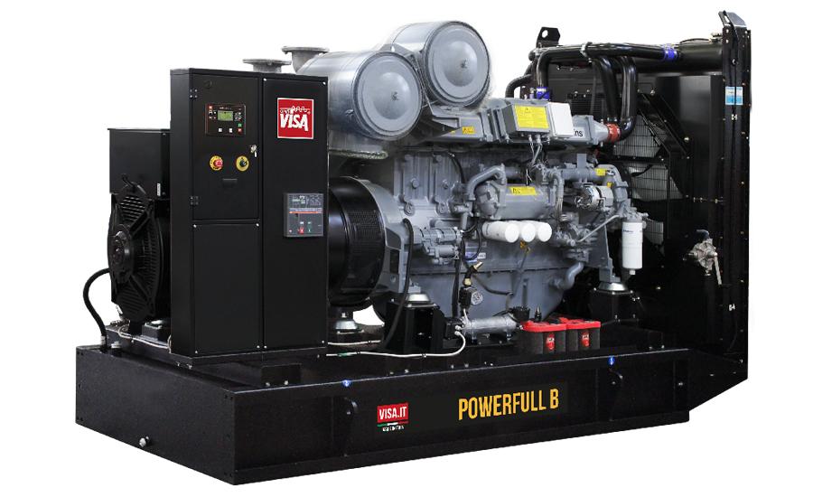 Дизельный генератор (электростанция) Onis Visa P730