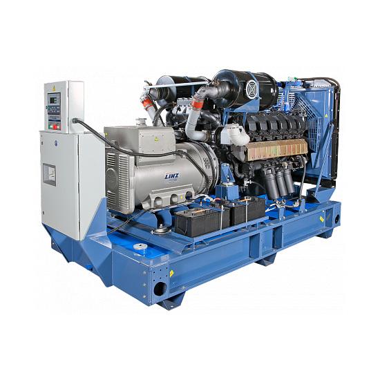 Дизельный генератор (электростанция) АД-400 ЯМЗ