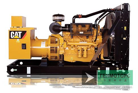 Дизельный генератор (электростанция) Caterpillar C15 364 кВт