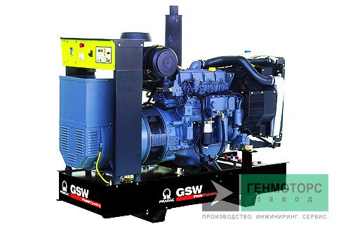 Дизельный генератор (электростанция) Pramac GSW330M