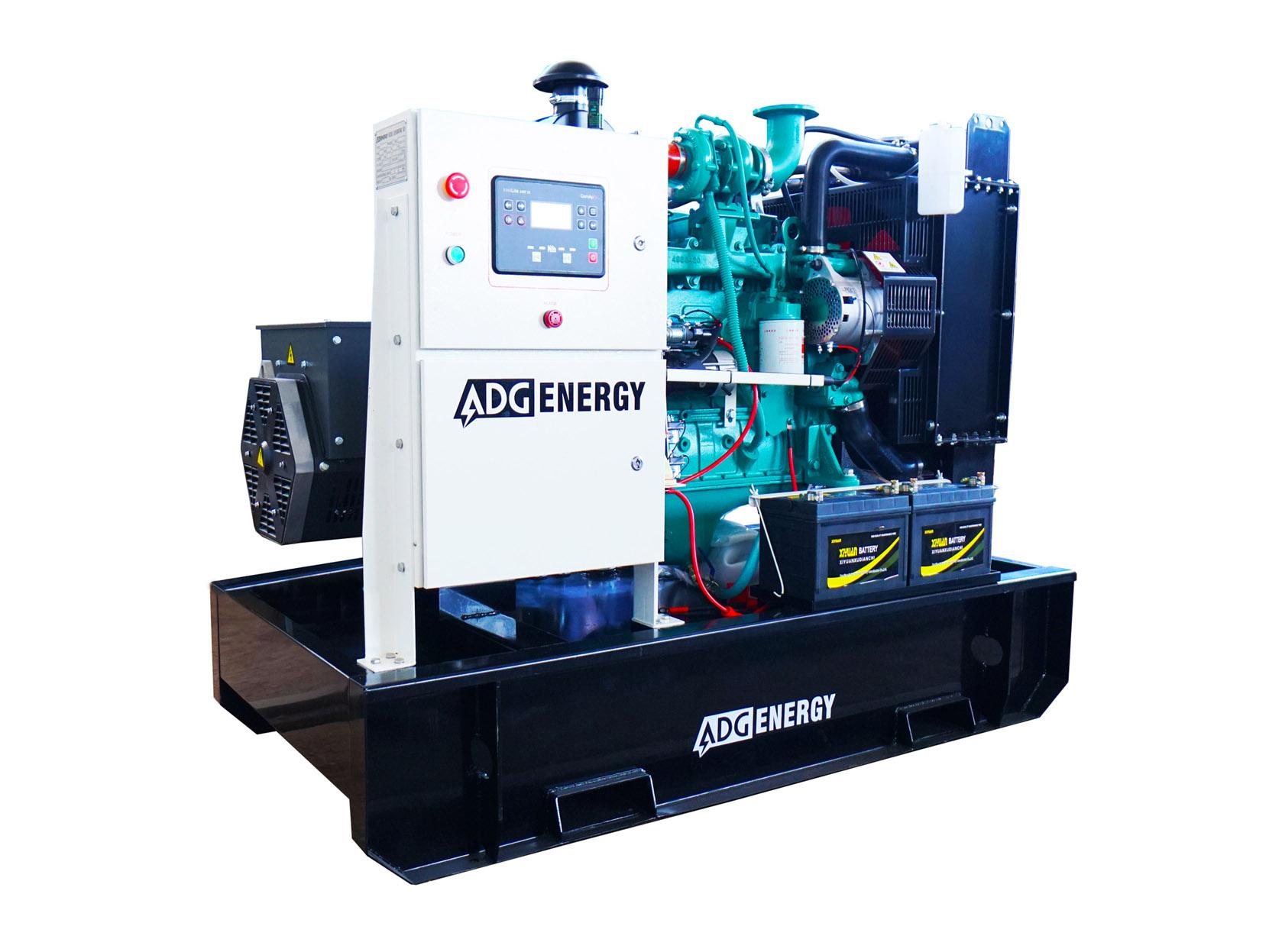 Дизельный генератор (электростанция) ADG-ENERGY AD-165C