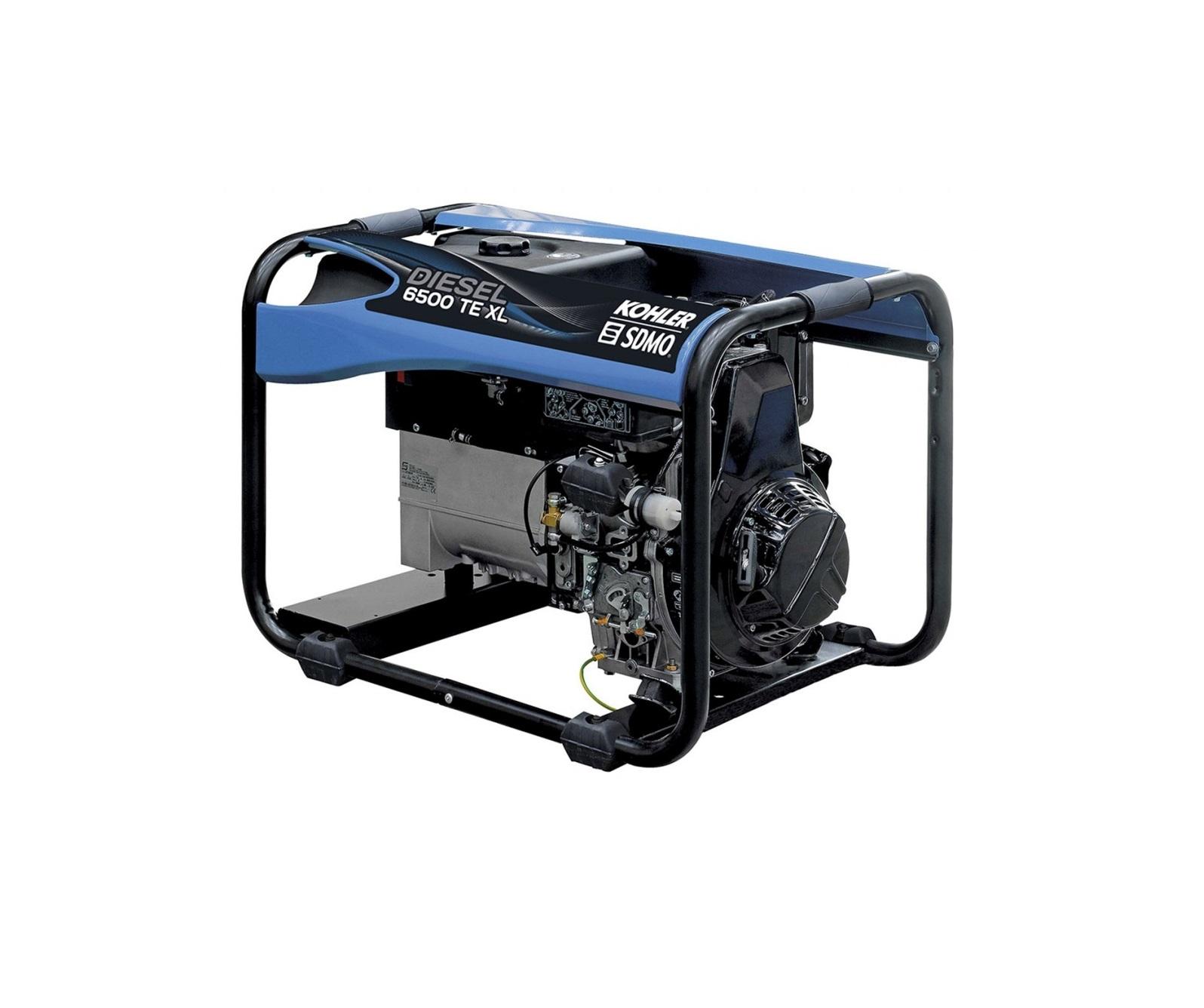 Дизельный генератор (электростанция) SDMO DIESEL 6500 TE XL C M