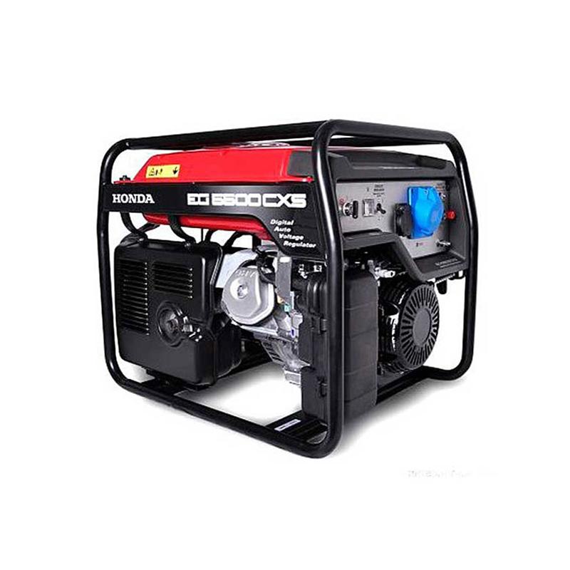 Бензиновый генератор (Бензогенератор) Honda EG 5500 CXS