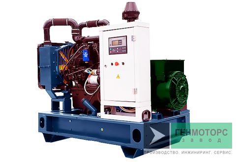 Дизельный генератор (электростанция) АД-60 ММЗ