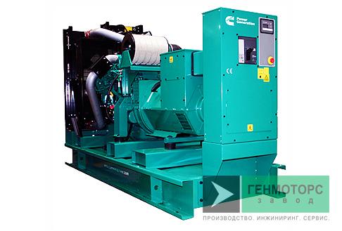 Дизельный генератор (электростанция) Cummins C330D5