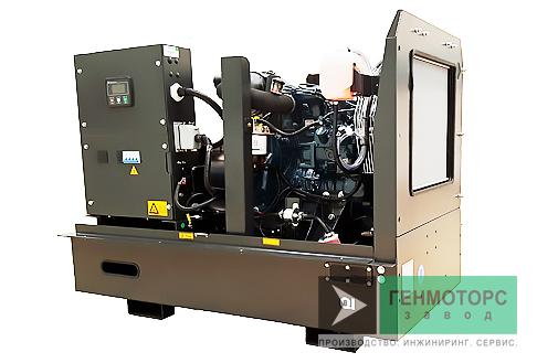 Дизельный генератор (электростанция) Gesan QI 10