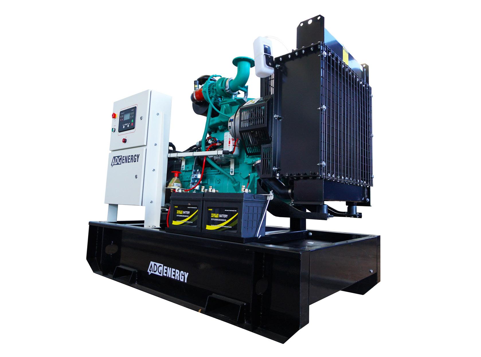Дизельный генератор (электростанция) ADG-ENERGY AD-70C