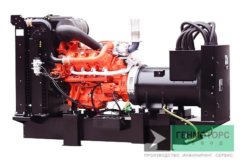 Дизельный генератор (электростанция) FOGO FDF650SS