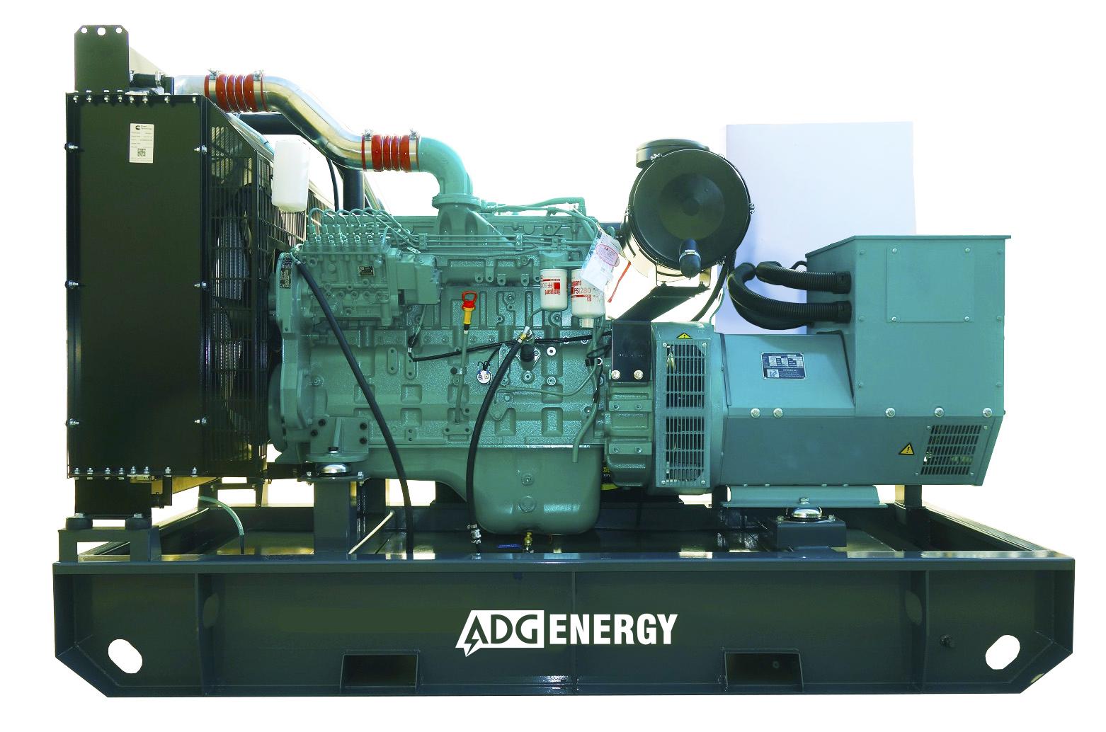 Дизельный генератор (электростанция) ADG-ENERGY ADG-275CN
