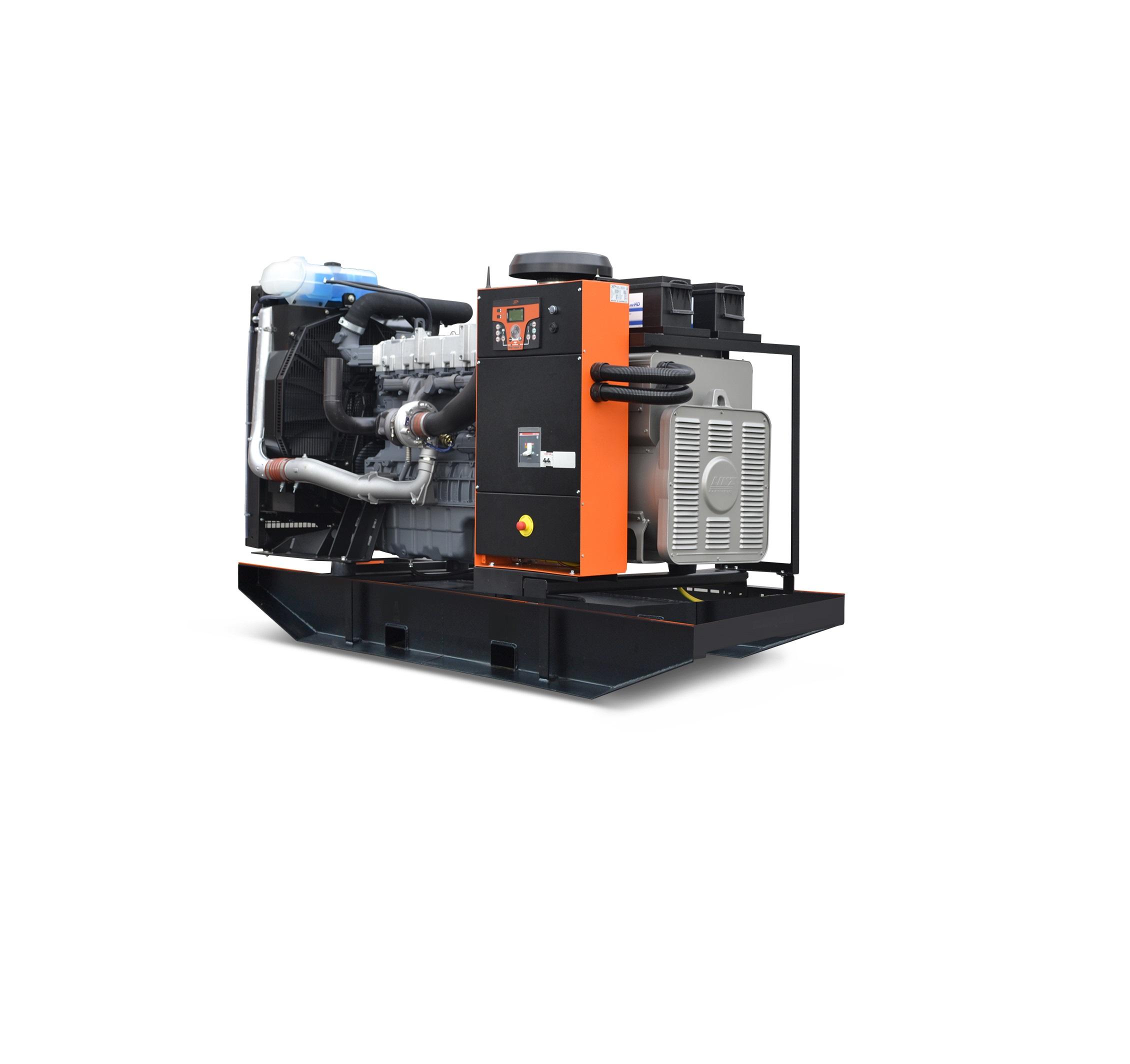 Дизельный генератор (электростанция) RID 450 S-SERIES