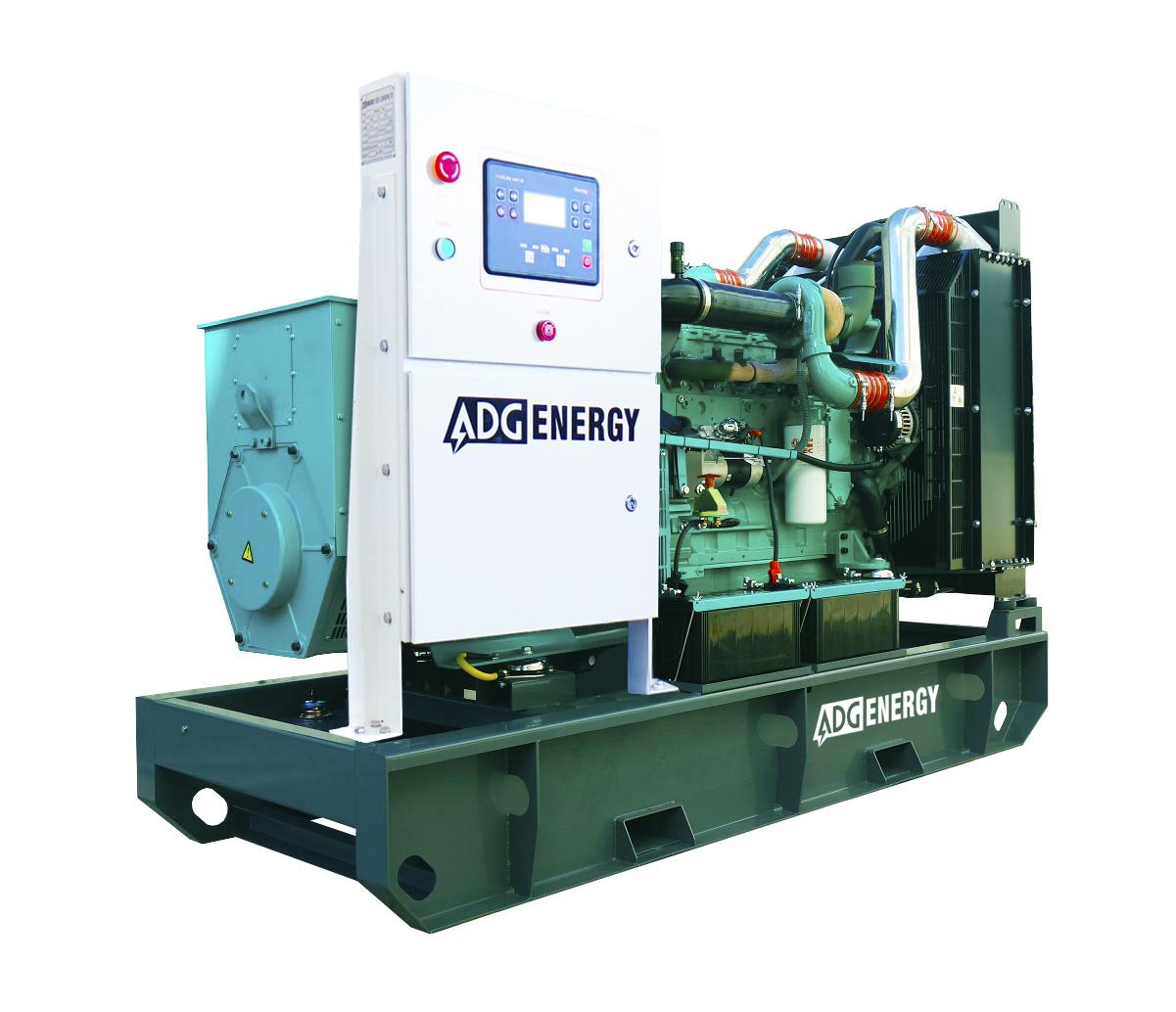 Дизельный генератор (электростанция) ADG-ENERGY ADG-345C
