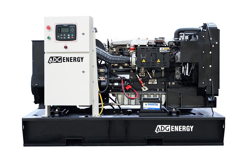 Дизельный генератор (электростанция) ADG-ENERGY AD-110PE