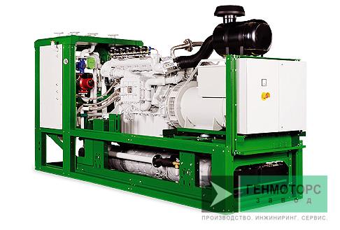 Газопоршневая электростанция (ГПУ) 2G KWK-400 EG
