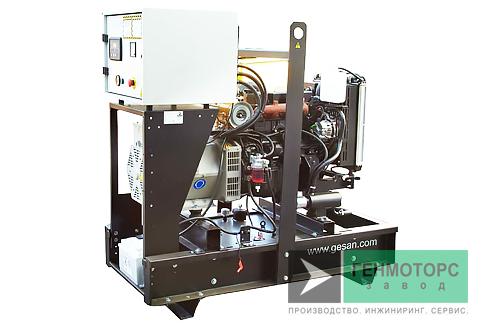 Дизельный генератор (электростанция) Gesan DPA 35E