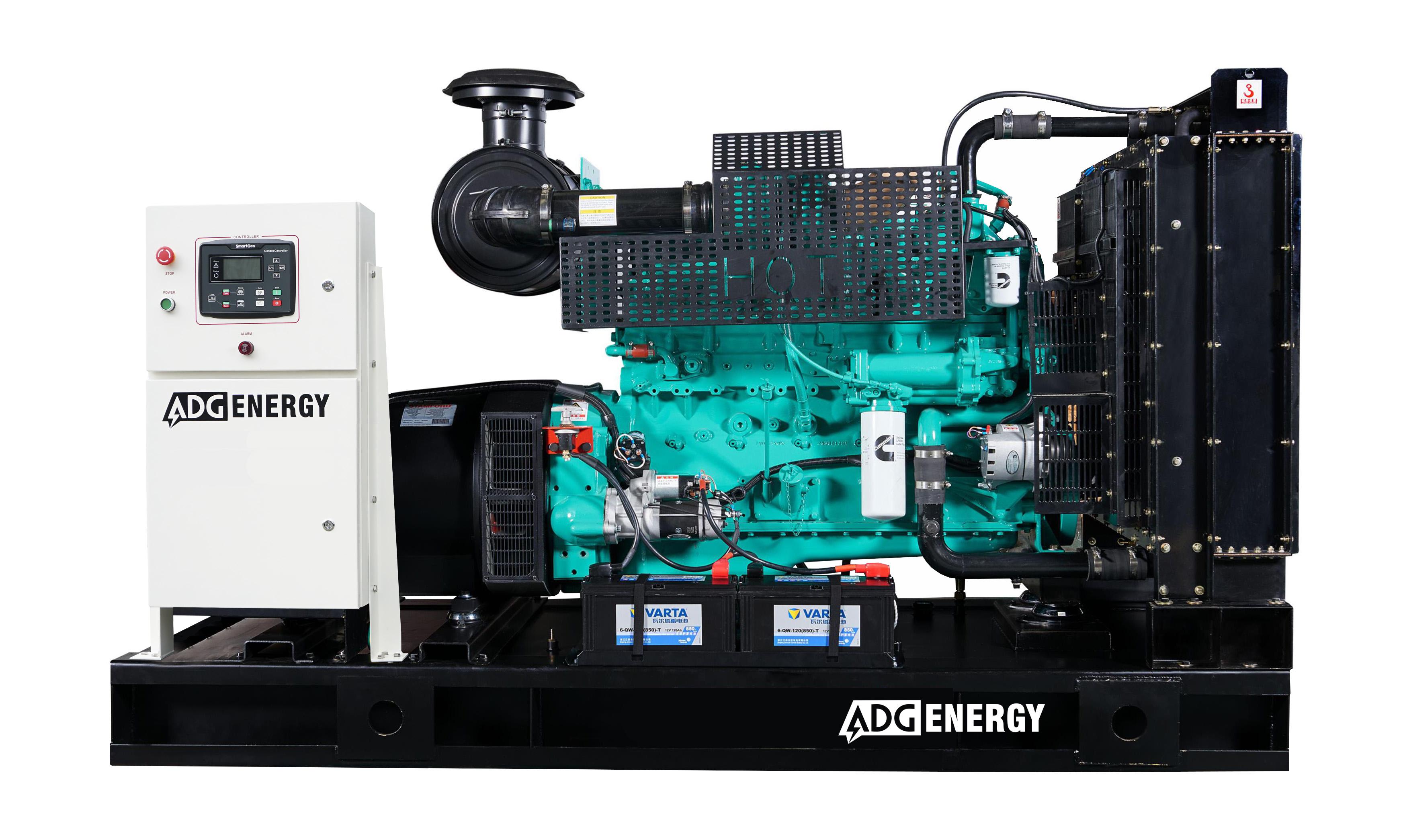 Дизельный генератор (электростанция) ADG-ENERGY AD-550C