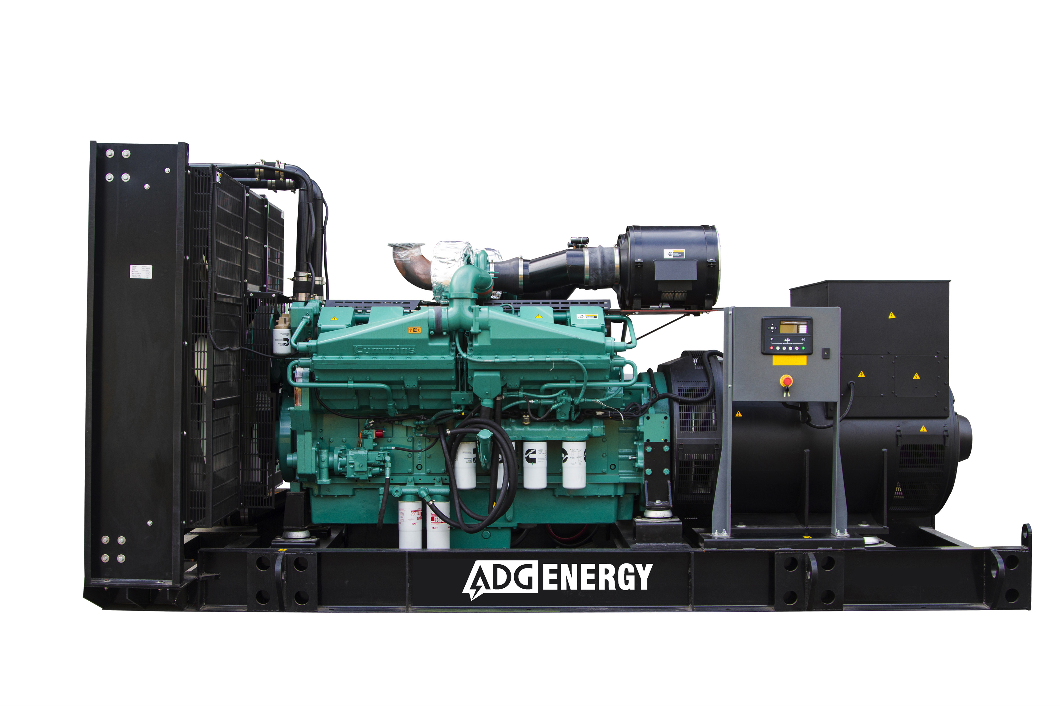 Дизельный генератор (электростанция) ADG-ENERGY AD-1825C