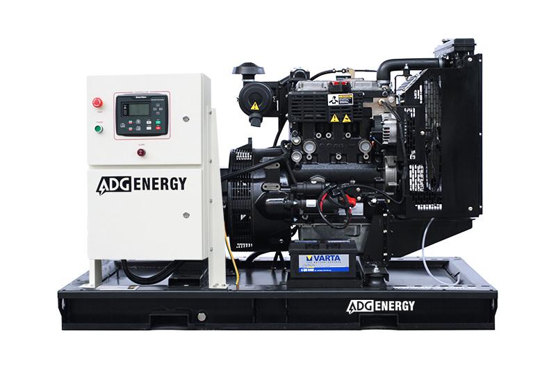Дизельный генератор (электростанция) ADG-ENERGY AD-11PE