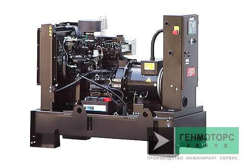 Дизельный генератор (электростанция) FOGO FDF20M3S