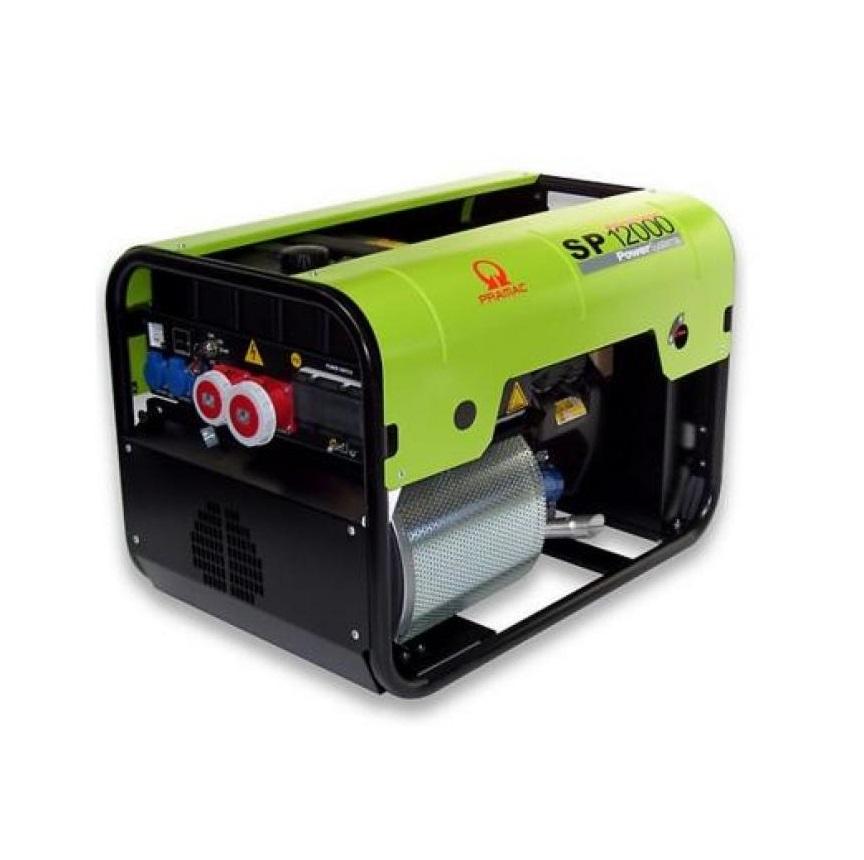 Бензиновый генератор (Бензогенератор) Pramac SP12000, 400/230V, 50Hz #AVR #IPP