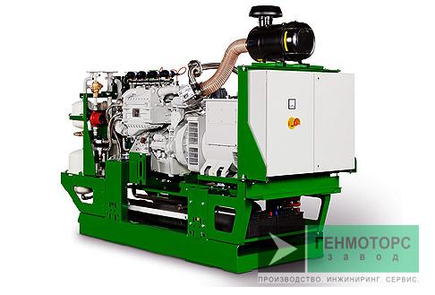 Газопоршневая электростанция (ГПУ) 2G KWK-140 EG
