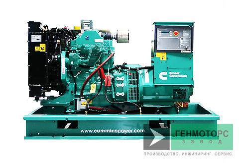 Дизельный генератор (электростанция) Cummins C90D5