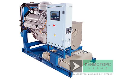 Дизельный генератор (электростанция) АД-75 ЯМЗ