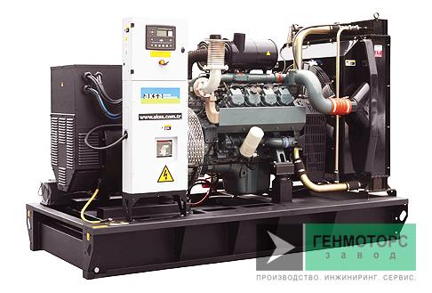 Дизельный генератор (электростанция) AKSA AD630
