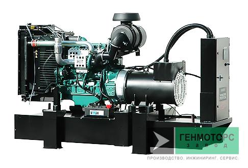 Дизельный генератор (электростанция) FOGO FDF130VS