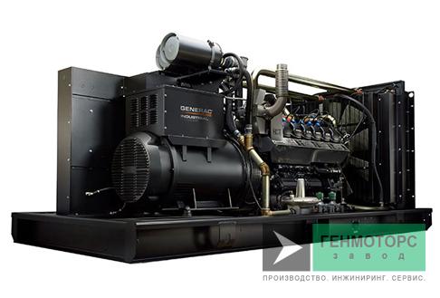 Газопоршневая электростанция (ГПУ) Generac SG320
