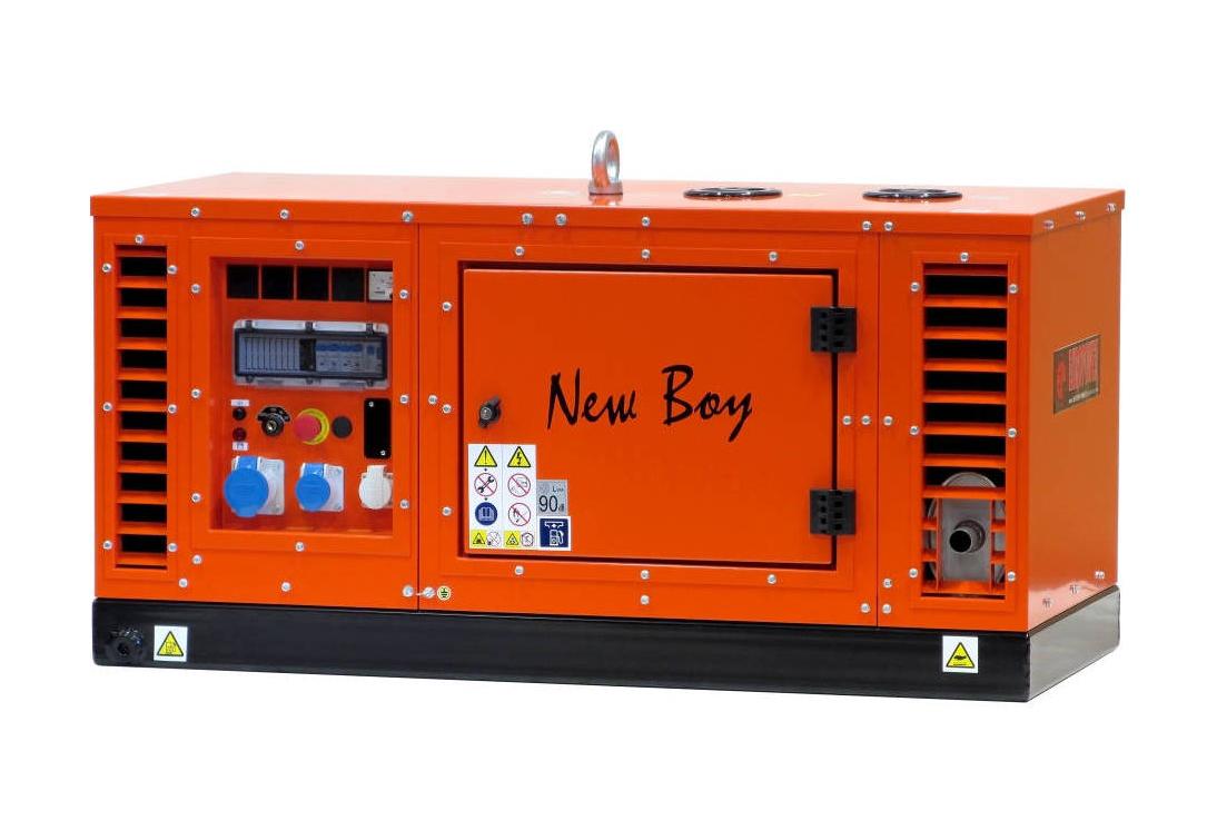Дизельный генератор (электростанция) Europower EPS 103 DE/58
