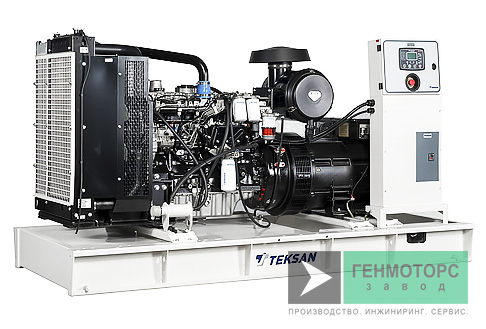 Дизельный генератор (электростанция) Teksan TJ138PE5C