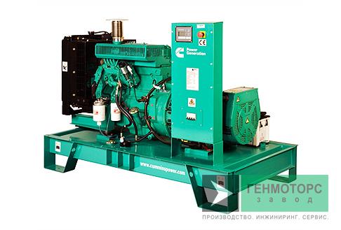 Дизельный генератор (электростанция) Cummins C17D5