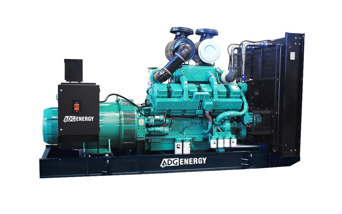 Дизельный генератор (электростанция) ADG-ENERGY AD-1000C