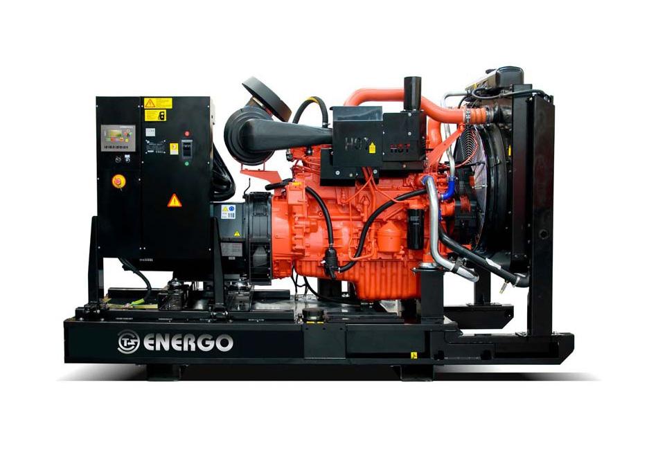 Дизельный генератор (электростанция) Energo EDF 330/400 SC