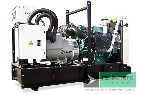Дизельный генератор (электростанция) Gesan DVA 440E