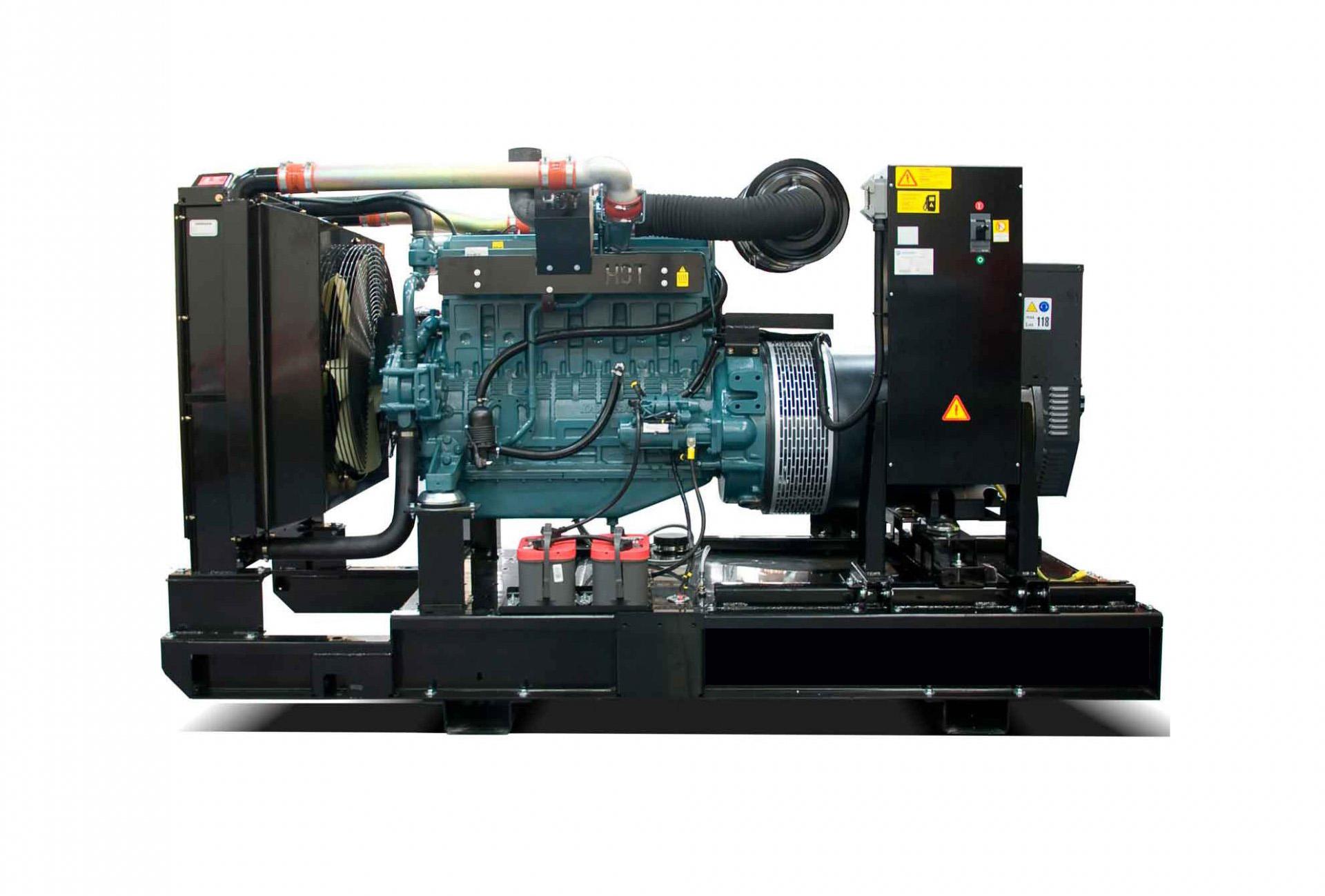 Дизельный генератор (электростанция) Energo ED 200/400 D