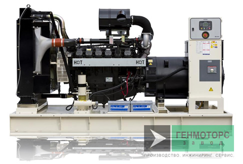 Дизельный генератор (электростанция) Teksan TJ826DW5C